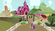 Twilight and Spike at Sweet Apple Acres S03E13