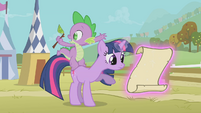 Twilight has focus S1E13