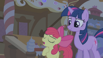 "Apple Bloom ""you know what I think?"" S1E09"
