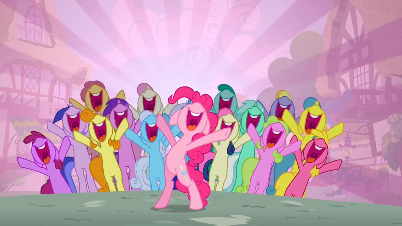 Smile Song | My Little Pony Friendship is Magic Wiki | FANDOM ...