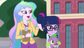 Celestia announces Twilight as CHS' newest student EG3.png