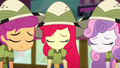 Cutie Mark Crusaders looking sad SS11.png