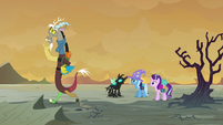 "Discord ""or you say 'rescue'"" S6E25"