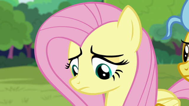 File:Fluttershy dejected over her destroyed dream S7E5.png