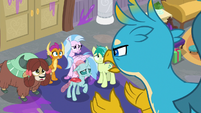 Gallus -not what the holidays are about!- S8E16