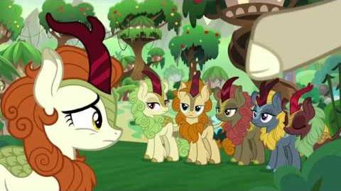 My Little Pony Friendship is Magic - A Kirin Tale Ukrainian in STEREO