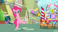 Pinkie Dancing The Welcome Dance S02E18