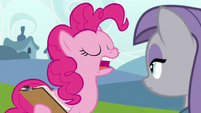 "Pinkie Pie ""ehhh"" S7E4"