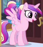 Princess Cadance as foalsitter cropped S2E25