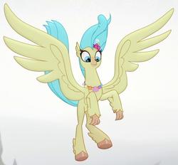 Princess Skystar Hippogriff form ID MLPTM