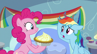 "Rainbow ""what's the first most important part?"" S7E23"
