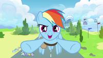 Rainbow 'Oh yeah!' S3E07