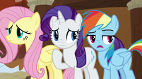 "Rainbow Dash ""I said I was sorry!"" S8E18"