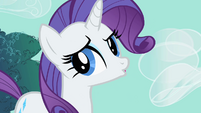 "Rarity ""I'd hate for her to ruin everything"" S1E25"