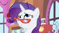 "Rarity ""I suppose"" S4E19"