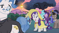 Rarity overjoyed S2E9.png