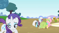Rarity saddened 2 S1E20