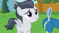 Rumble looking uncertain at Thunderlane S7E21.png