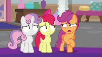Scootaloo -went different in my head- S8E12