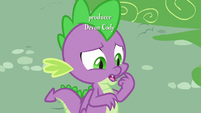 "Spike ""although it could be"" S8E24"