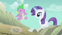 Spike find some S1E19