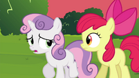 Sweetie Belle -to take me to Manehattan- S4E15