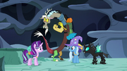 Thorax --good thinking, Starlight!-- S6E26