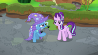 """Trixie """"which you have to admit I did"""" S9E20"""