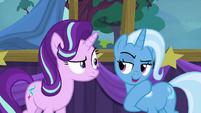 Trixie --can you keep a secret--- S6E6