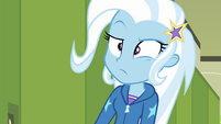 Trixie confused by Sunset's accusation EGFF