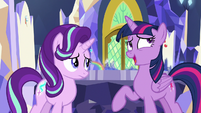 Twilight -maybe the cooks are fighting over- S7E10