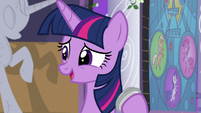 "Twilight Sparkle ""I'm actually fine"" S9E17"