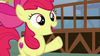 Apple Bloom --might never even have tried-- S6E4