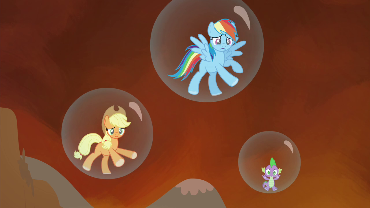 Mlp Rainbow Dash Family