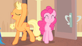Applejack '...to get our manes done' S4E08.png