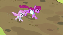 Berryshine and Pina Colada racing S5E17