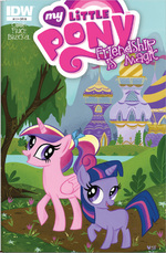 Comic issue 11 cover B