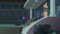 Flash Sentry runs up the school's front steps EG.png