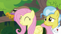 Fluttershy -what it took to get there- S7E5