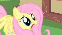 Fluttershy discovers Pinkie Pie S1E25