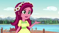 Gloriosa Daisy --where would we hold it--- EG4