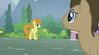 Golden Harvest and Dr. Hooves confused S5E18