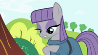 Maud reaching into her pocket S4E18