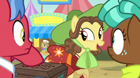 "Passerby Pony ""you'd be sure to win"" S9E22"