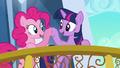 Pinkie Pie and Twilight brohoof S3E1.png