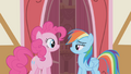 Pinkie and Rainbow smiling S1E05.png