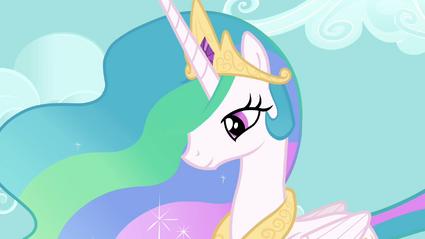 Princesa Celestia T3E10