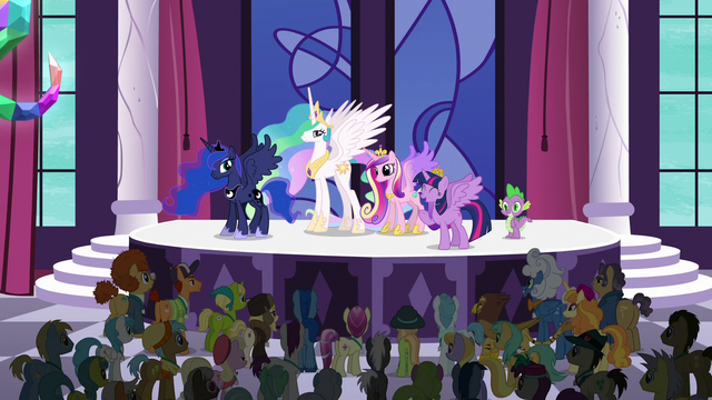"""File:Princess Twilight """"all across this great land of ours"""" S5E10.png"""
