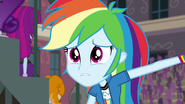 "Rainbow Dash ""this is the last event!"" EG3"