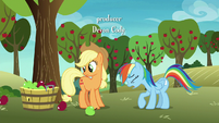 Rainbow Dash -the ride closes this week!- S8E5